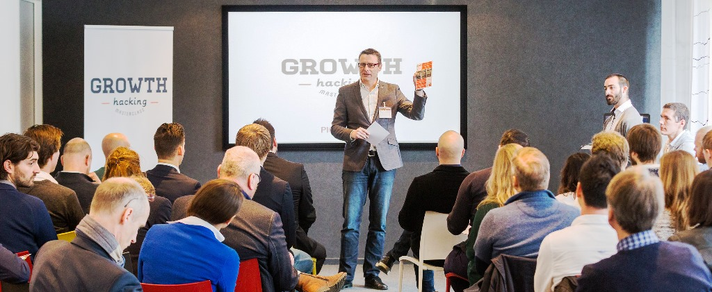Growth Delivered – masterclass on Growth Hacking well received